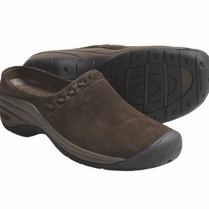 KEEN Chocolate Brown Me Shoes 7.5